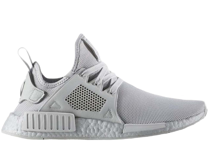 more photos cd392 359e0 adidas NMD XR1 Triple Grey - BY9923 | BRED.
