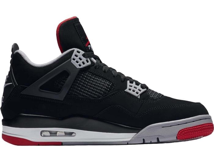online store 9ae9a 42c82 Air Jordan 4 Retro Bred (2019) - 308497-060   BRED.