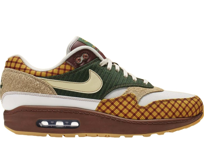 on sale 9a00b 73937 Air Max 1 Susan Missing Link - CK6643-100   BRED.
