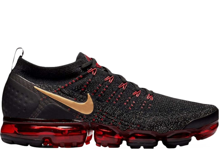 eebb240288 Air VaporMax Flyknit 2 Chinese New Year (2019) - BQ7036-001 | BRED.