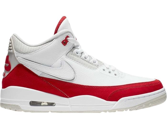promo code a150b 575e9 Air Jordan 3 Retro Tinker White University Red - CJ0939-100 ...