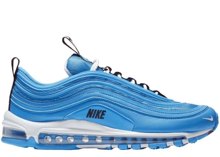 best service 1ee76 d2015 Air Max 97 Overbranding Blue Hero - 312834-401 | BRED.