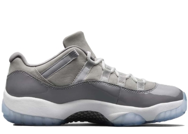 sale retailer e3f2d b869c Air Jordan 11 Retro Low Cool Grey
