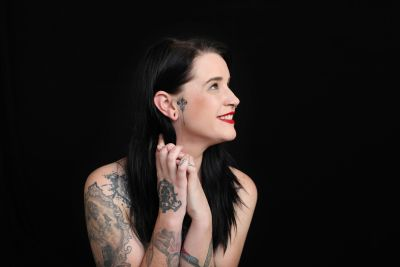 Photo by Brenda Veldtman, People, Portraits, Studio, Tattoos