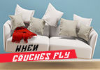 When Couches Fly