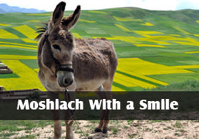 Moshiach With a Smile