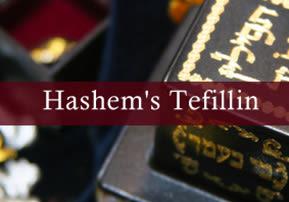 Hashem's Tefillin