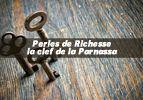 Richesse-et  clef de la Parnassa