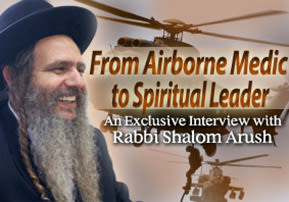 From Airborne Medic to Spiritual Leader