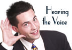 Hearing the Voice