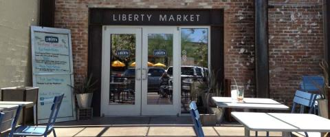 <h5>Liberty Market - Entrance</h5>
