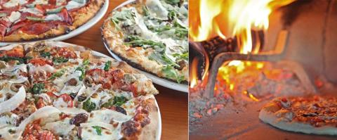 <h5>Nello's Pizza - Wood fired</h5>