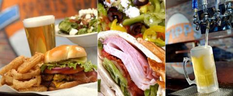 <h5>Zipps Ahwatukee - Burgers, salads & beer!</h5>