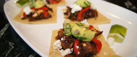 <h5>Milagro Grill - Tacos</h5>
