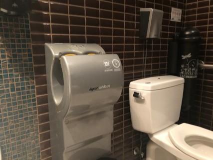 <h5>Coast</h5><p> Coast - Restrooms</p>