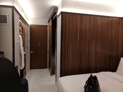 <h5>TWA Hotel</h5><p> TWA Hotel - Room</p>