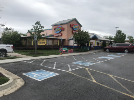 <h5>Chuy's</h5><p> Chuy's - Parking</p>
