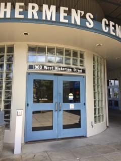<h5>Fishermen's Terminal</h5><p> Fishermen's Terminal - Check-in/Ticketing</p>