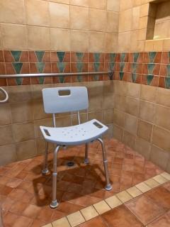 <h5>El Portal Sedona Hotel</h5><p> El Portal Sedona Hotel - Restrooms</p>