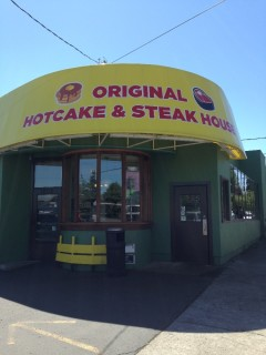 <h5>Original Hotcake House</h5><p> Original Hotcake House - Overall</p>