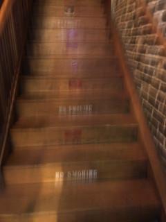 <h5>Preservation Pub</h5><p> Preservation Pub - Staircase</p>