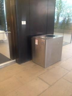 <h5>Phoenix Art Museum</h5><p> Phoenix Art Museum - Entrance</p>