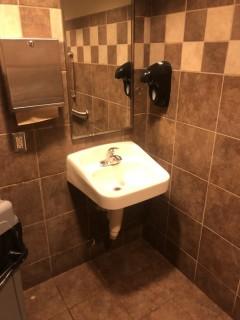 <h5>Nama Sushi Bar - Downtown Knoxville</h5><p> Nama Sushi Bar - Downtown Knoxville - Bathroom</p>