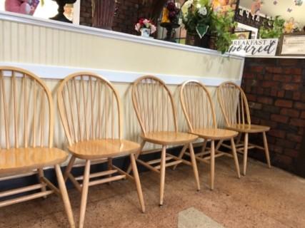 <h5>The Original Pancake House</h5><p> The Original Pancake House - Dining Area Seating</p>