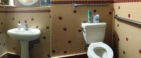 <h5>Noodles Ranch - Bathroom</h5>