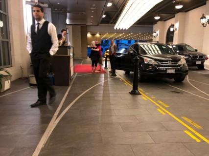 <h5>Fairmont Hotel Vancouver</h5><p> Fairmont Hotel Vancouver - Parking</p>