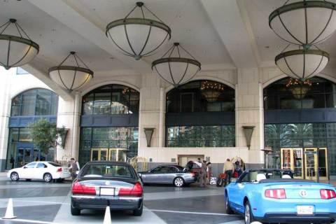<h5>Manchester Grand Hyatt San Diego</h5><p> Manchester Grand Hyatt San Diego - Parking</p>