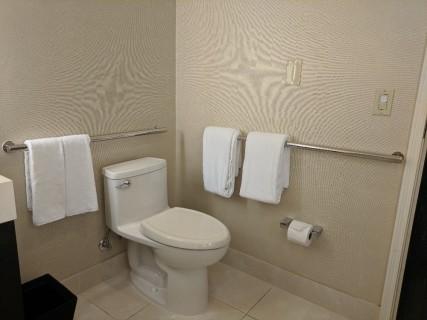 <h5>Manchester Grand Hyatt San Diego</h5><p> Manchester Grand Hyatt San Diego - Bathroom</p>