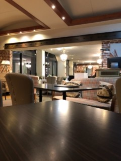 <h5>Côte Ouest Thalasso&Spa Les Sables d'Olonne-MGallery by Sofitel</h5><p> Côte Ouest Thalasso&Spa Les Sables d'Olonne-MGallery by Sofitel - Dining Area Seating</p>