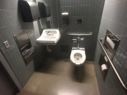 <h5>Phoenix Art Museum</h5><p>Family restroom adjacent the Katz Wing.</p>