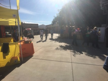 <h5>Scottsdale Stadium</h5><p>Main concourse towards the end of the first base line.  There are a number of food and drink vendors here.</p>