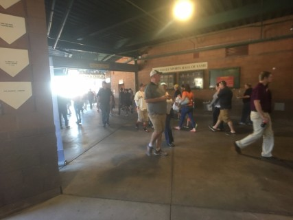 <h5>Scottsdale Stadium</h5><p>Main concourse behind first base line/home plate.</p>