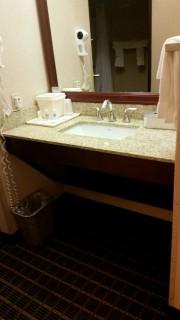 <h5>Comfort Suites Southwest</h5><p> Comfort Suites Southwest - Room</p>