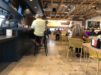 <h5>Tempe Public Market Cafe</h5><p> Tempe Public Market Cafe - Dining Area Seating</p>