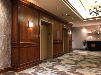 <h5>Crowne Plaza Knoxville Downtown University</h5><p> Crowne Plaza Knoxville Downtown University - Elevator</p>