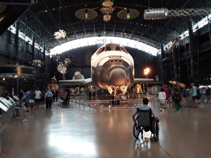 <h5>Smithsonian National Air and Space Museum</h5><p> Smithsonian National Air and Space Museum - Overall</p>