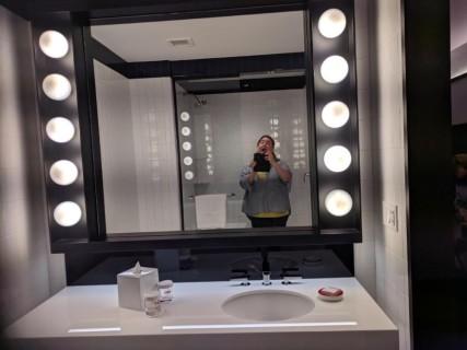 <h5>TWA Hotel</h5><p> TWA Hotel - Bathroom</p>