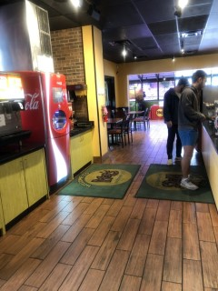 <h5>Moe's Southwest Grill</h5><p> Moe's Southwest Grill - Entrance</p>