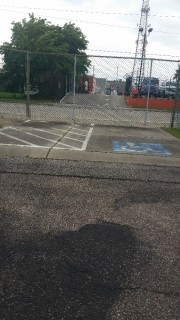 <h5>Galveston Railroad Museum</h5><p> Galveston Railroad Museum - Parking</p>