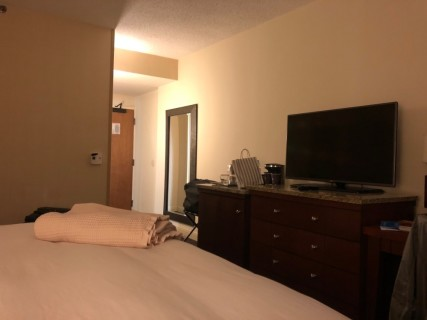 <h5>Hilton Knoxville</h5><p> Hilton Knoxville - Room</p>