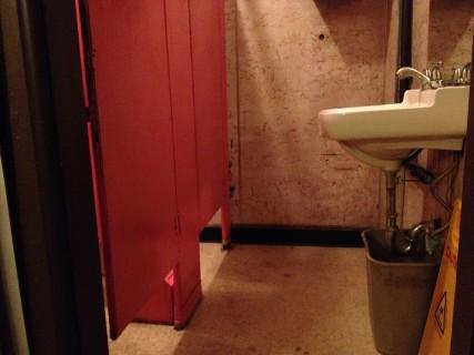 <h5>Bathroom </h5>