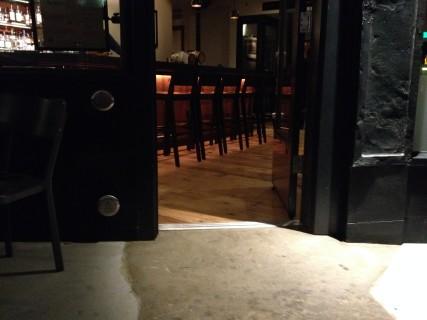 <h5>Entrance Door</h5>