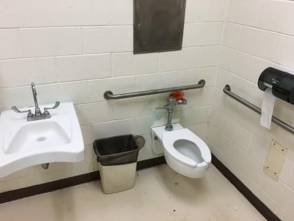 <h5>Family restroom</h5>