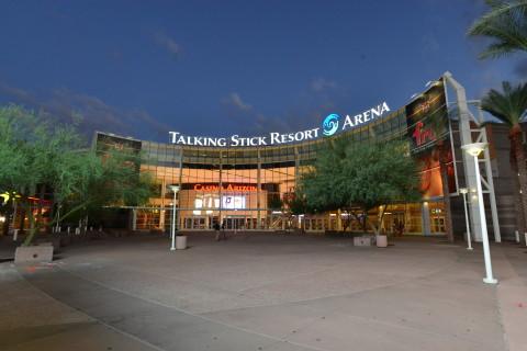 <h5>Talking Stick Resort Arena</h5>