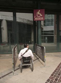 <h5>Accessible Entrance 2</h5>