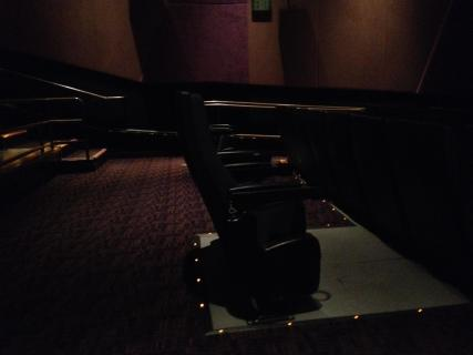 <h5>Accessible seating</h5>